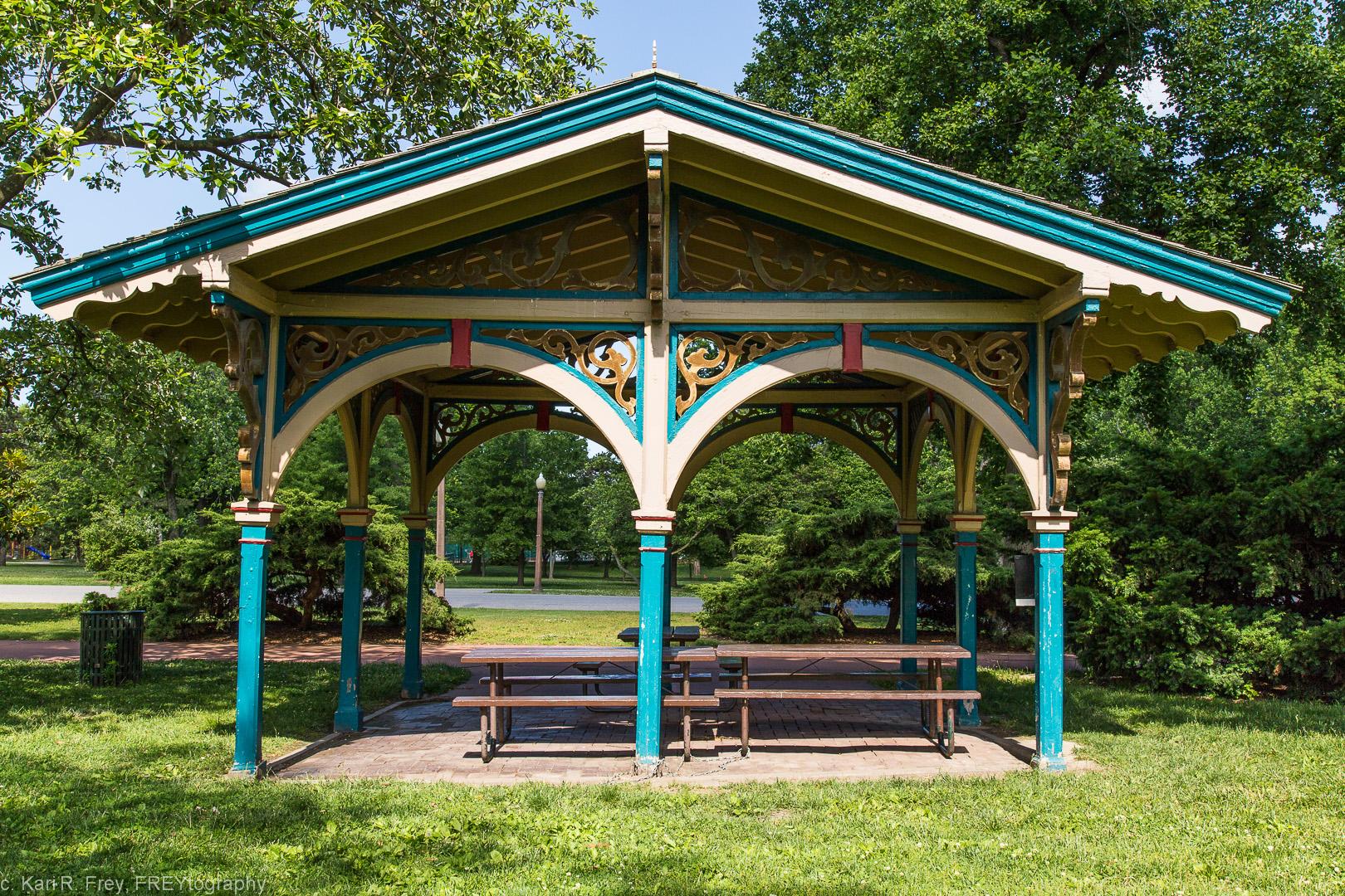 Lily Pond Shelter