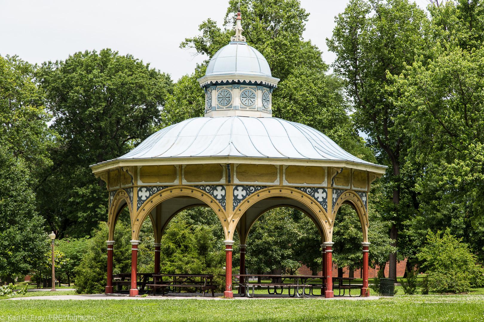 Old Playground Pavilion