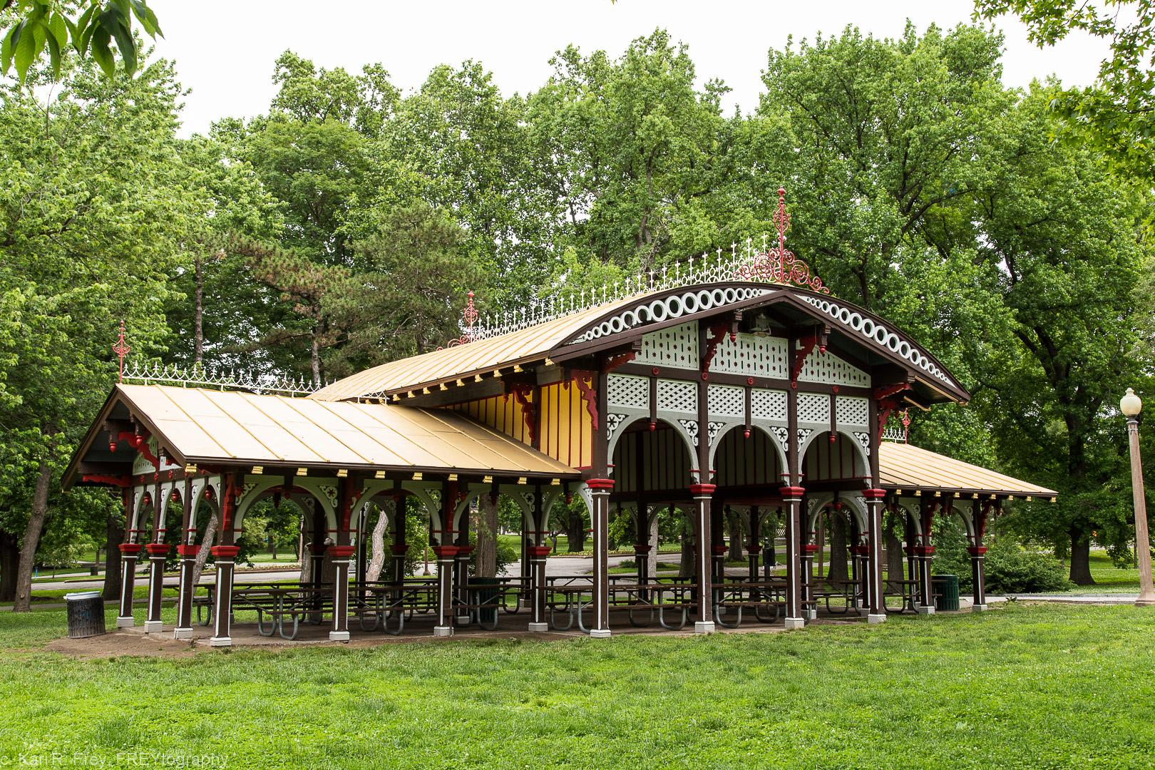 Sons of Rest Pavilion