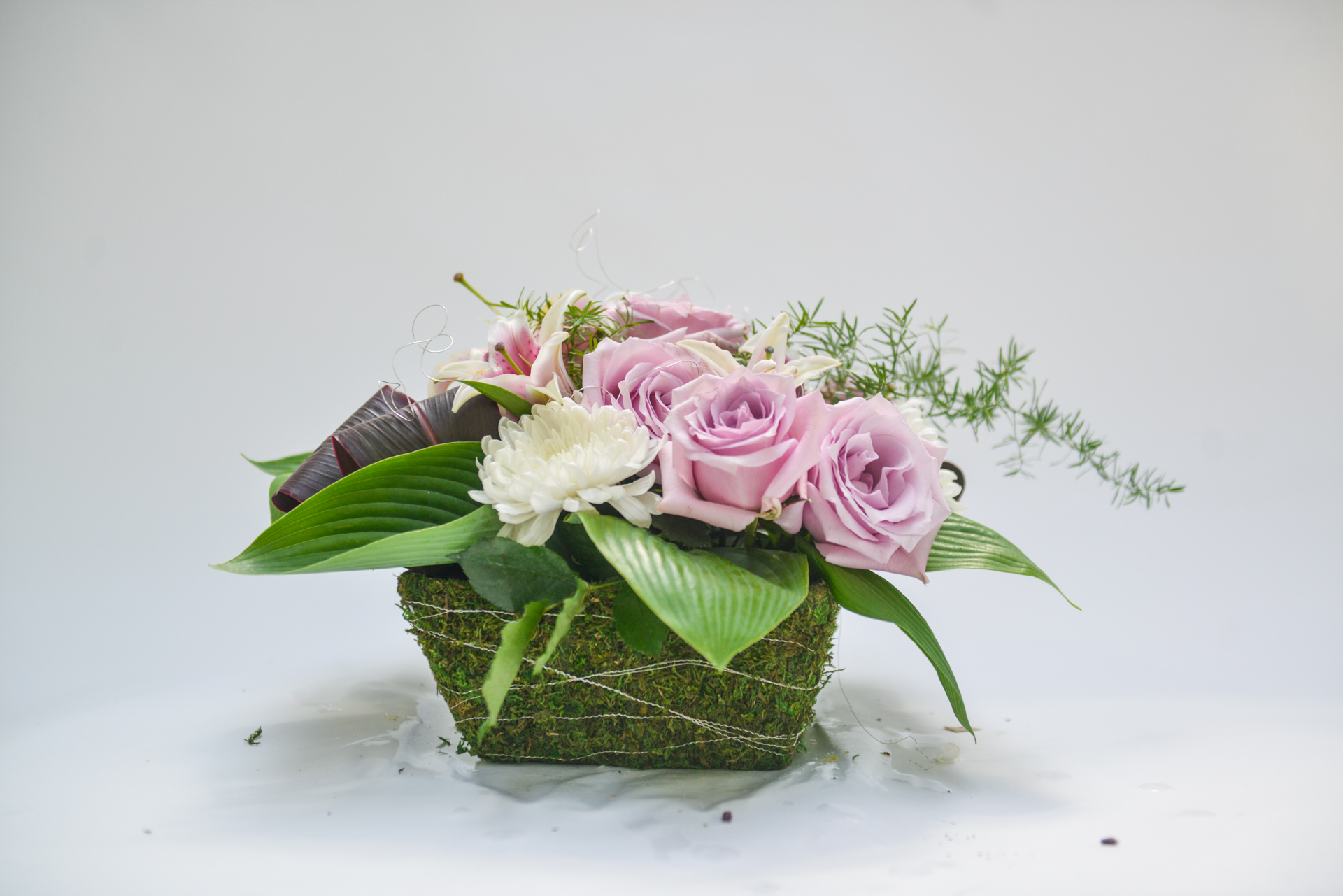Ikenobo Ikebana by Cecilia Barnett