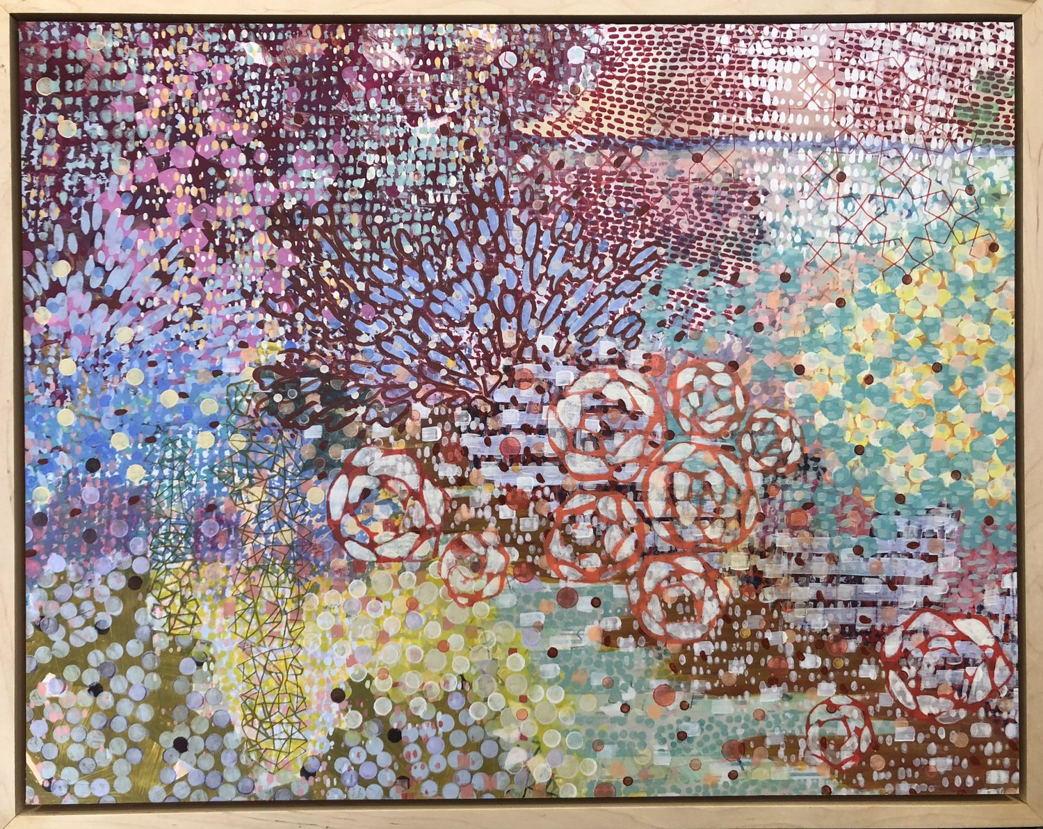 Dorothy Alig ,  Orchard Road , 25 x 32 inches