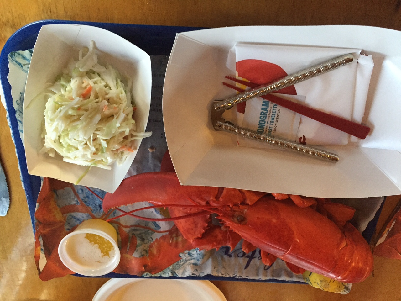 Lobster! So good