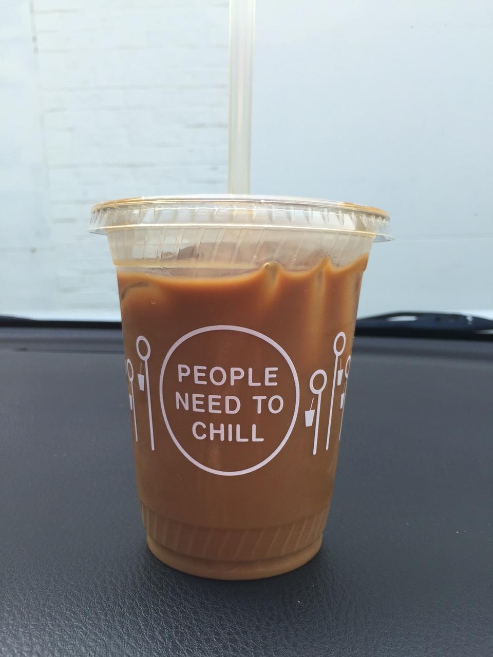 Tandem Malted Ice Coffee!!