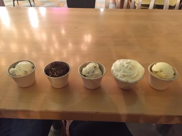 So Much Ice Cream!