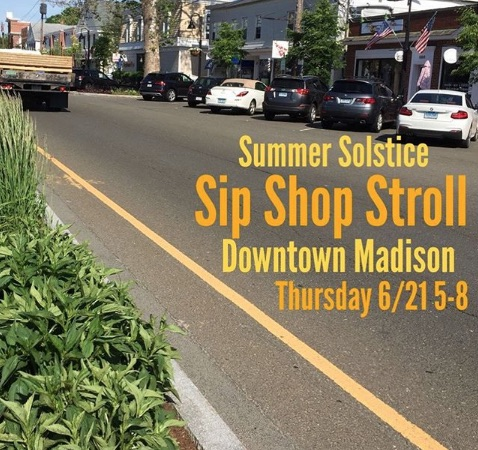 Join me - to celebrate the summer solstice in Madison CT. I'll be having a pop-up at Willow & Birch, 36 Wall Street, this Thursday 6/21 5–8 pm.