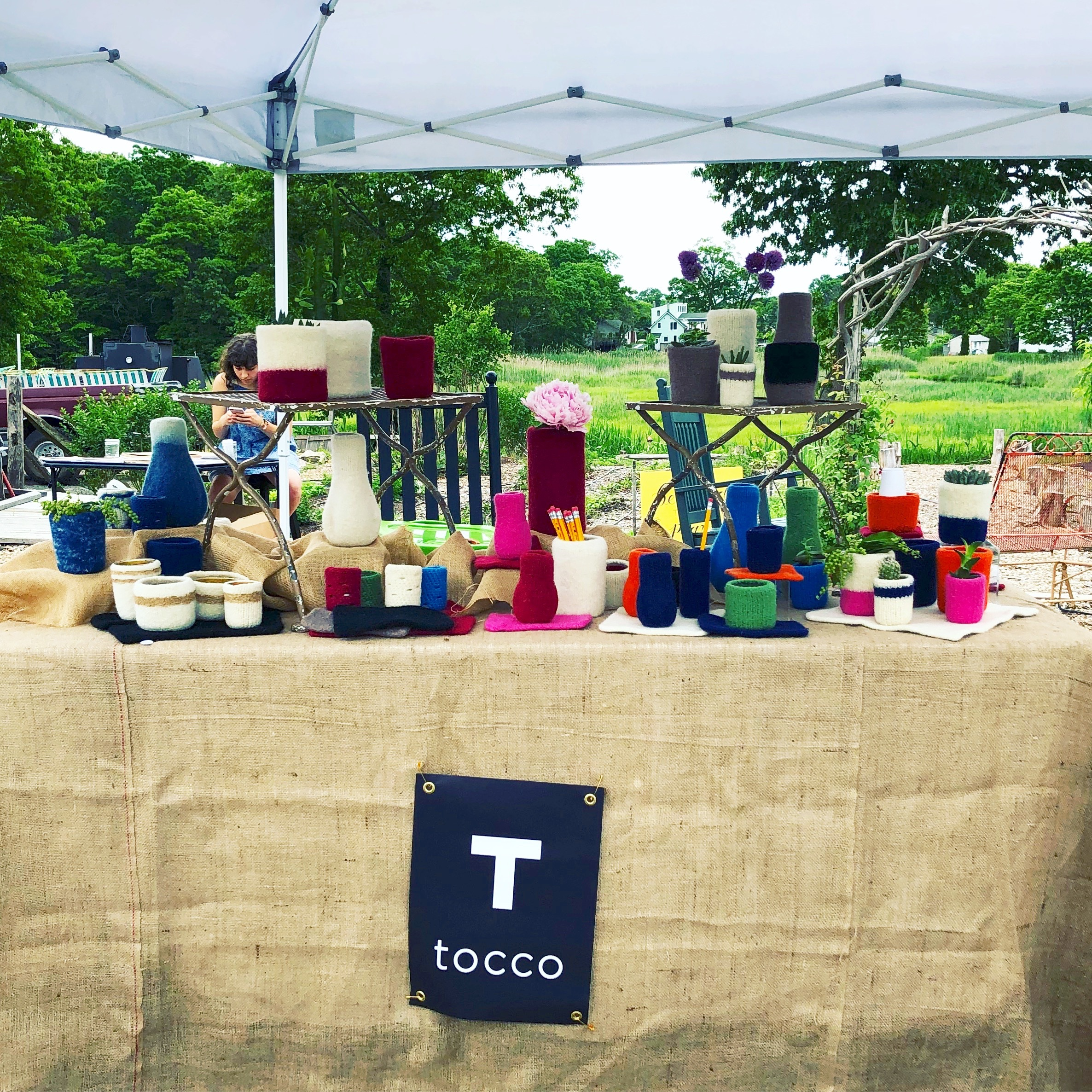 I'll be at  The Stand  in Branford this Sunday July 1 from 9 am - 1 pm. They have invited a few select vendors to show their wares on Sundays throughout the summer during their brunch and lunch service. I will post on  my facebook page  by the Friday of that week if I will be setting up that Sunday. Have you experienced The Standwich? It is not to be missed!