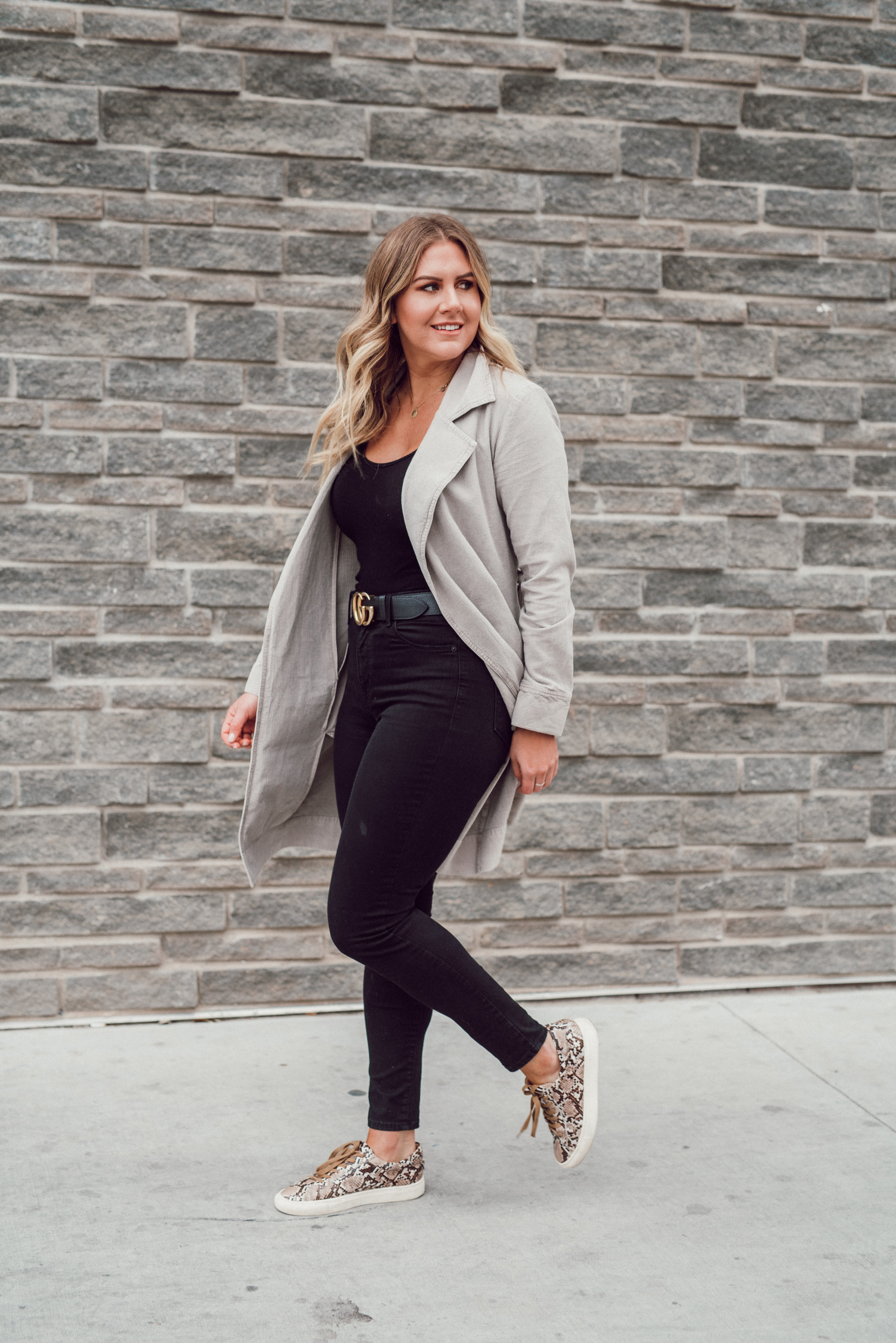 Chic & Comfy Work Style