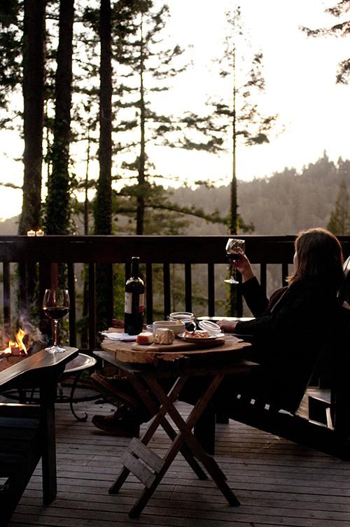 Campfire Cocktail Hour