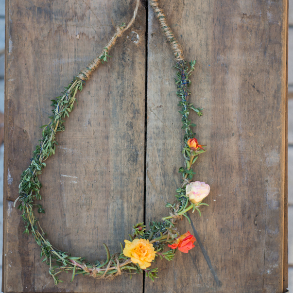 Floral-Thyme Necklace