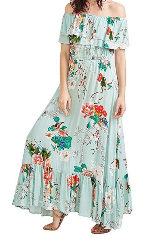 Milumia Ruffle Dress
