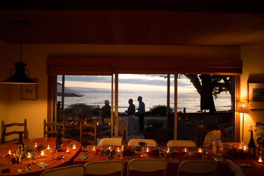 Our family's Thanksgiving in Santa Barbara a couple years ago