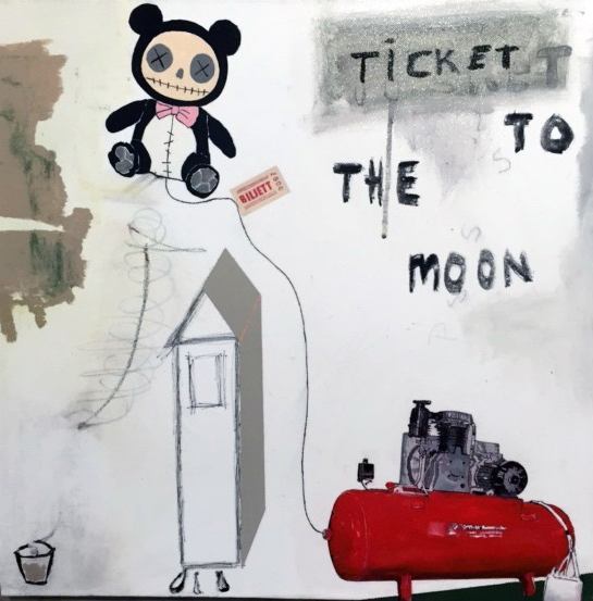 To The Moon (Sold)