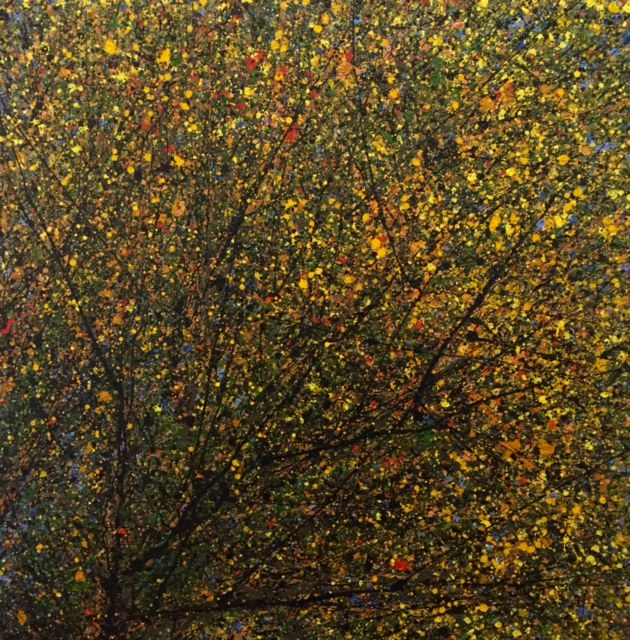 Yellow Tree (Sold)