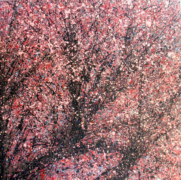 Cherry Blossoms (Sold)