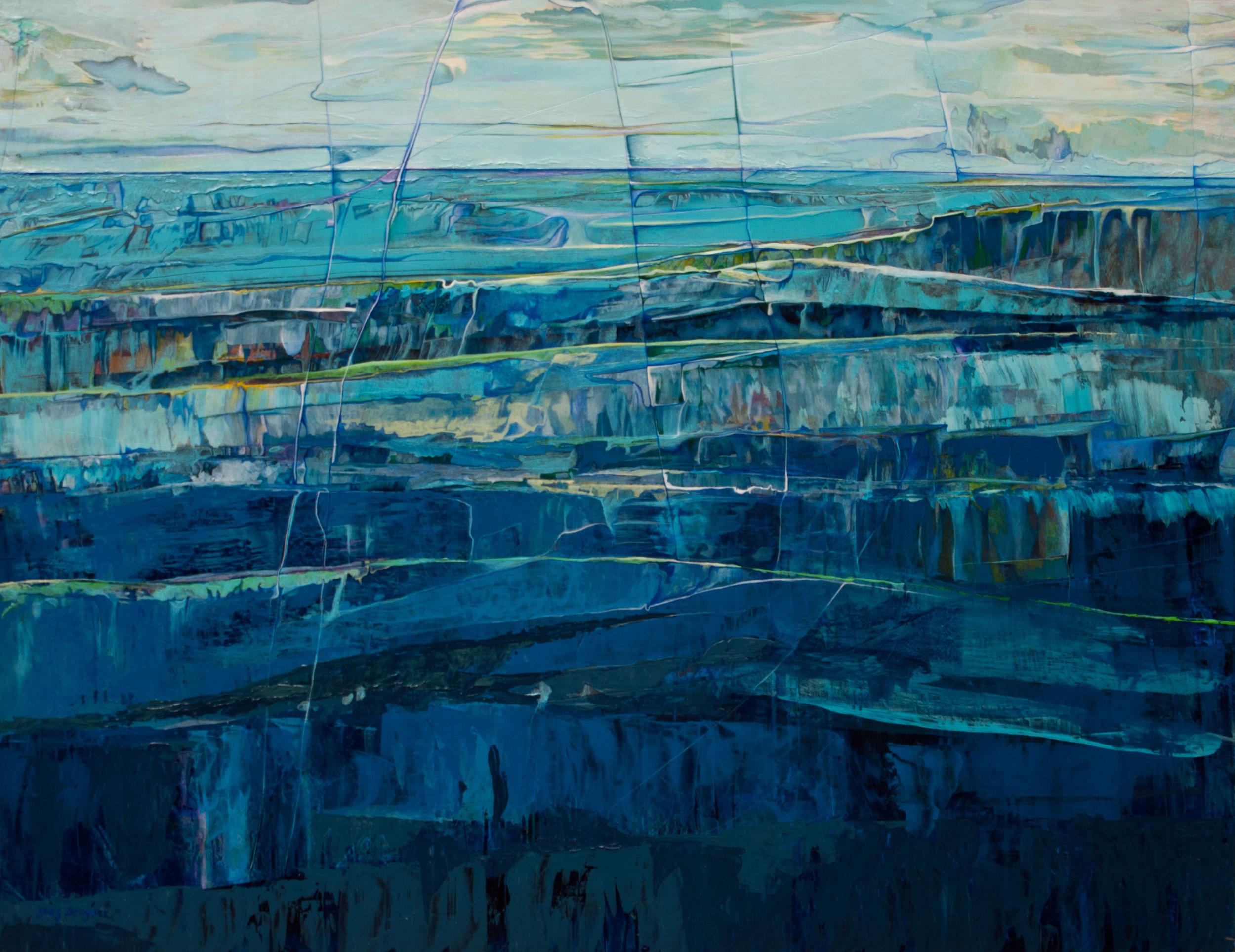 Falling Tides (Sold)