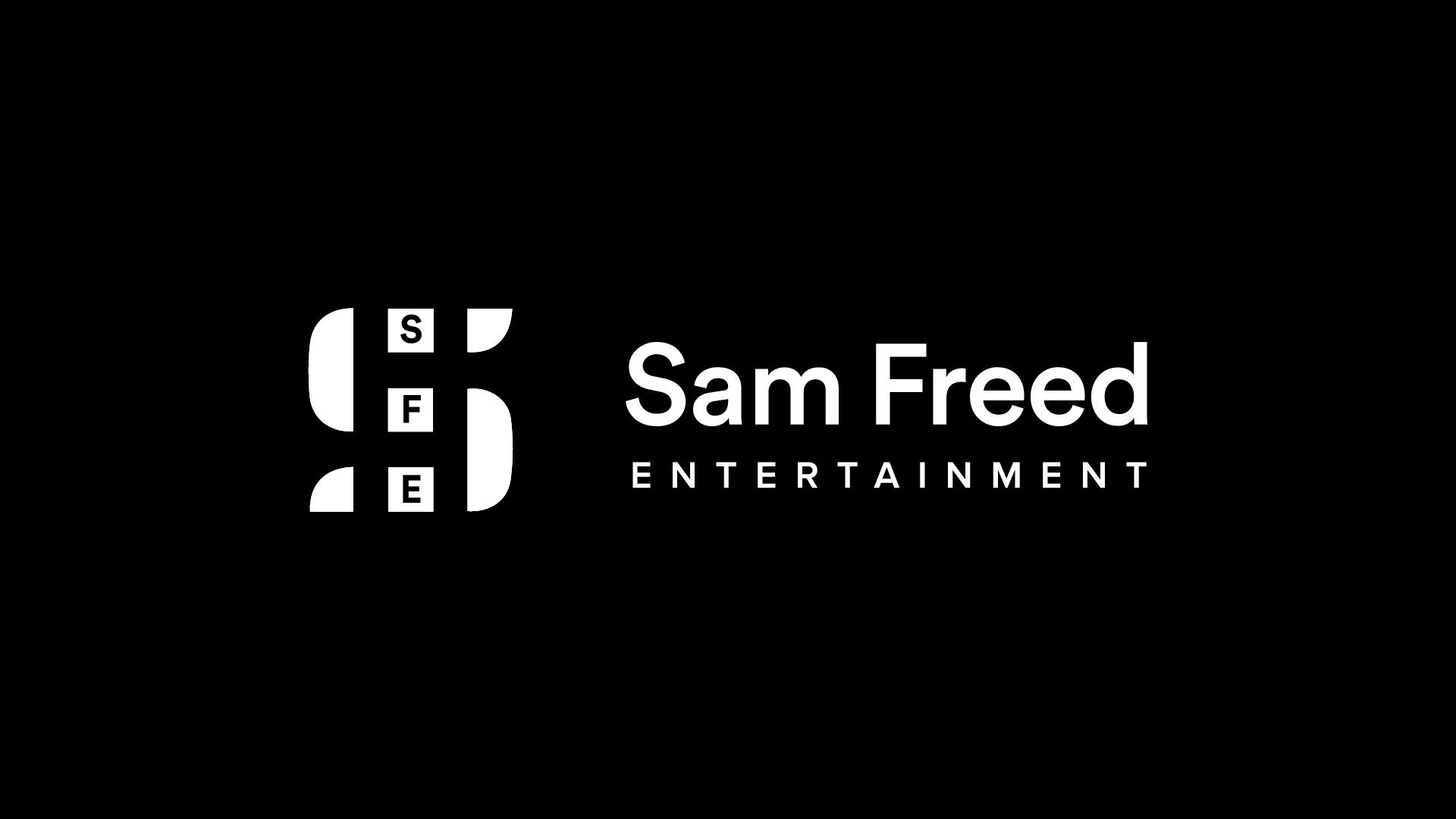 Sam Freed Entertainment logo (invert).jpg