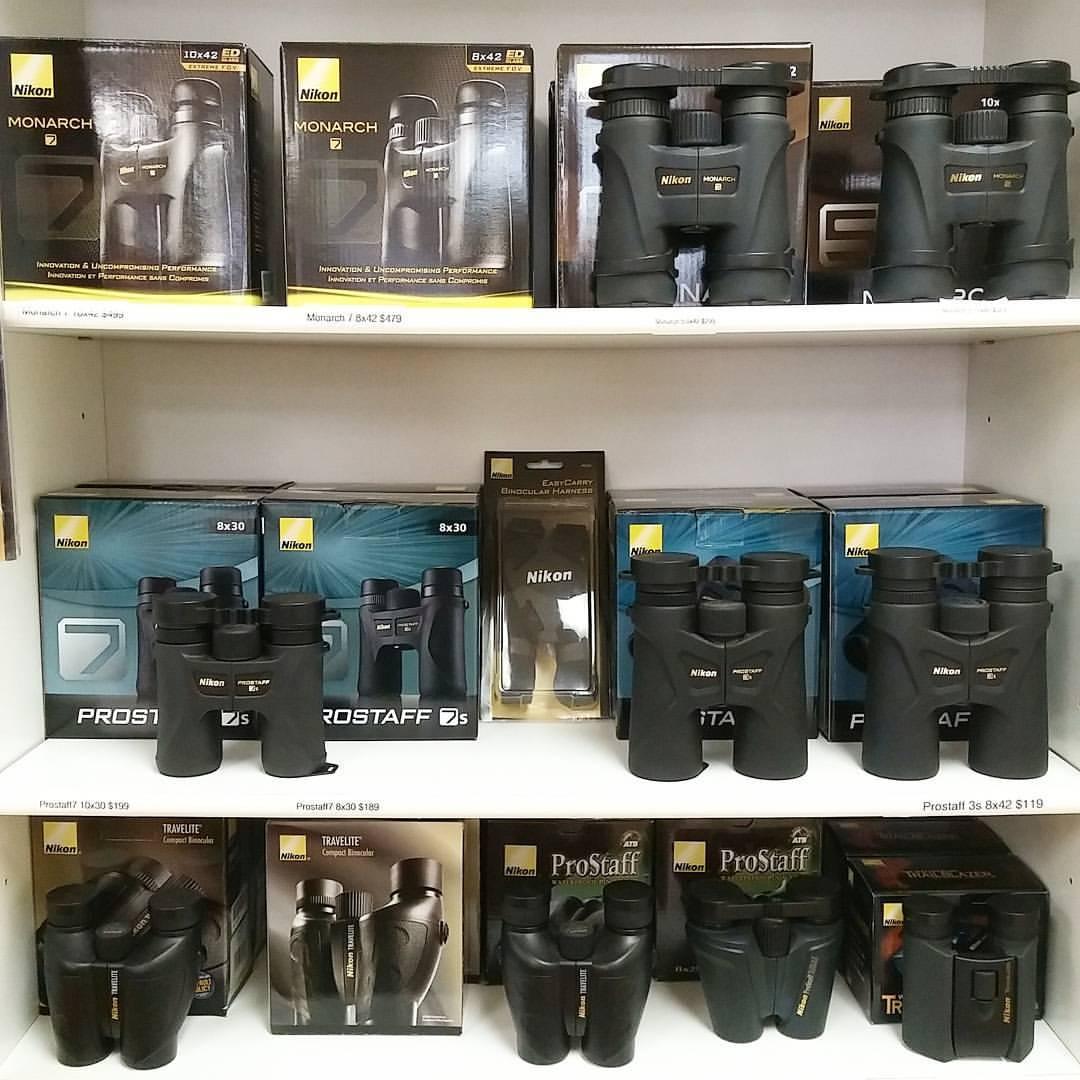 Nikon Binoculars.