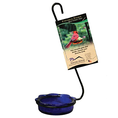 These small dish feeders we stock are great for feeding fruit, nectar, jelly or just about anything.
