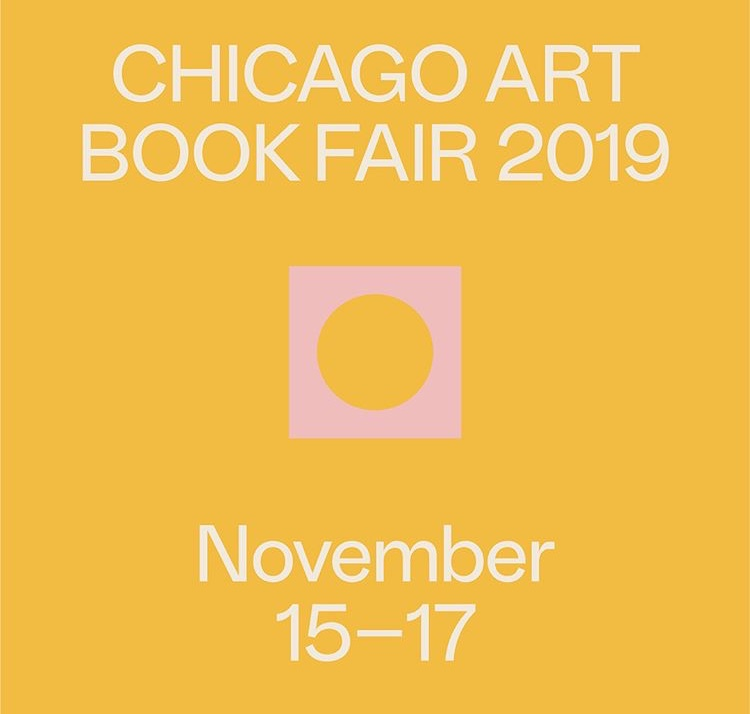 Current Project | Chicago Art Book Fair| Chicago Athletic Association
