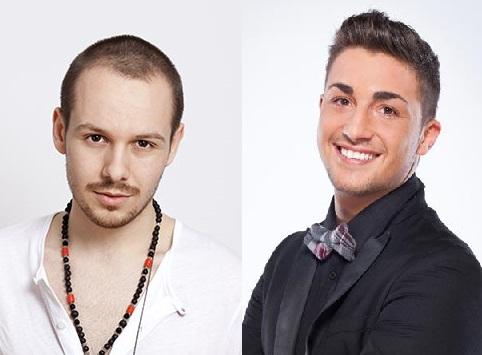Marc-André Sauvageau (gauche) et Marc-André Valade (droite) sont complices du succès «J'ai la permission».