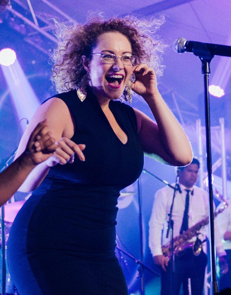 Heidi Jutras - Discipline enseignée : ChantFormation : DEC en chant pop\Jazz du Cégep de Drummondville, BAC en chant de l'UQAM et Certificat