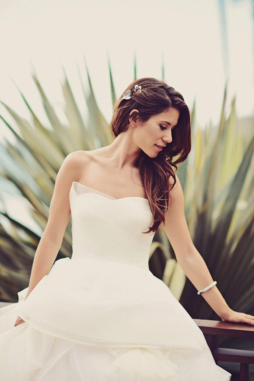 Island Bridal Style