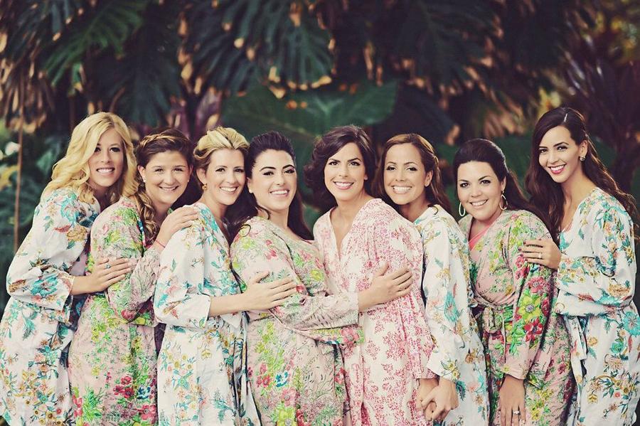 Bride, Bridesmaids, Bridal Party, Wedding, Wedding Day
