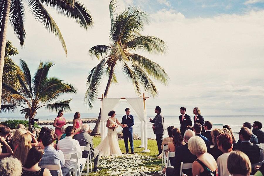 Wedding, Wedding Day, Ceremony, Maui, Hawaii