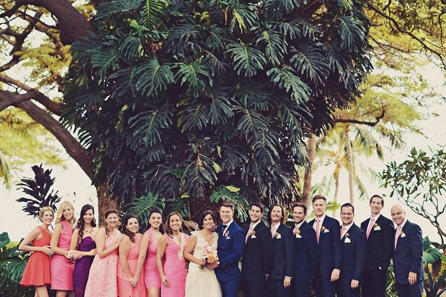 Wedding, Wedding Party, Bride, Groom, Bride and Groom