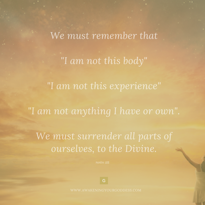 [Rising-Strong-Quotes] Nara Lee Quotes - Surrender to the Divine_1.png