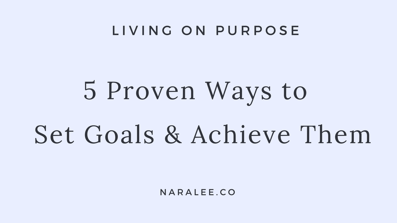 [Goal Setting] How to Set Goals and Achieve Goals.png