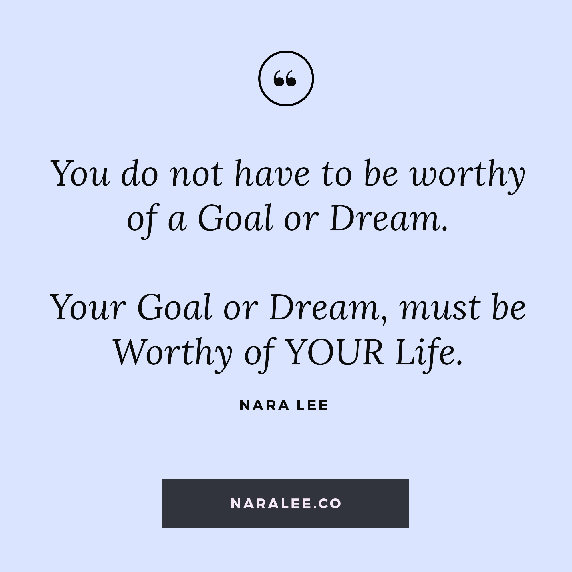 [Living-on-Purpose-Quotes] Nara Lee Quotes - Goal.jpg