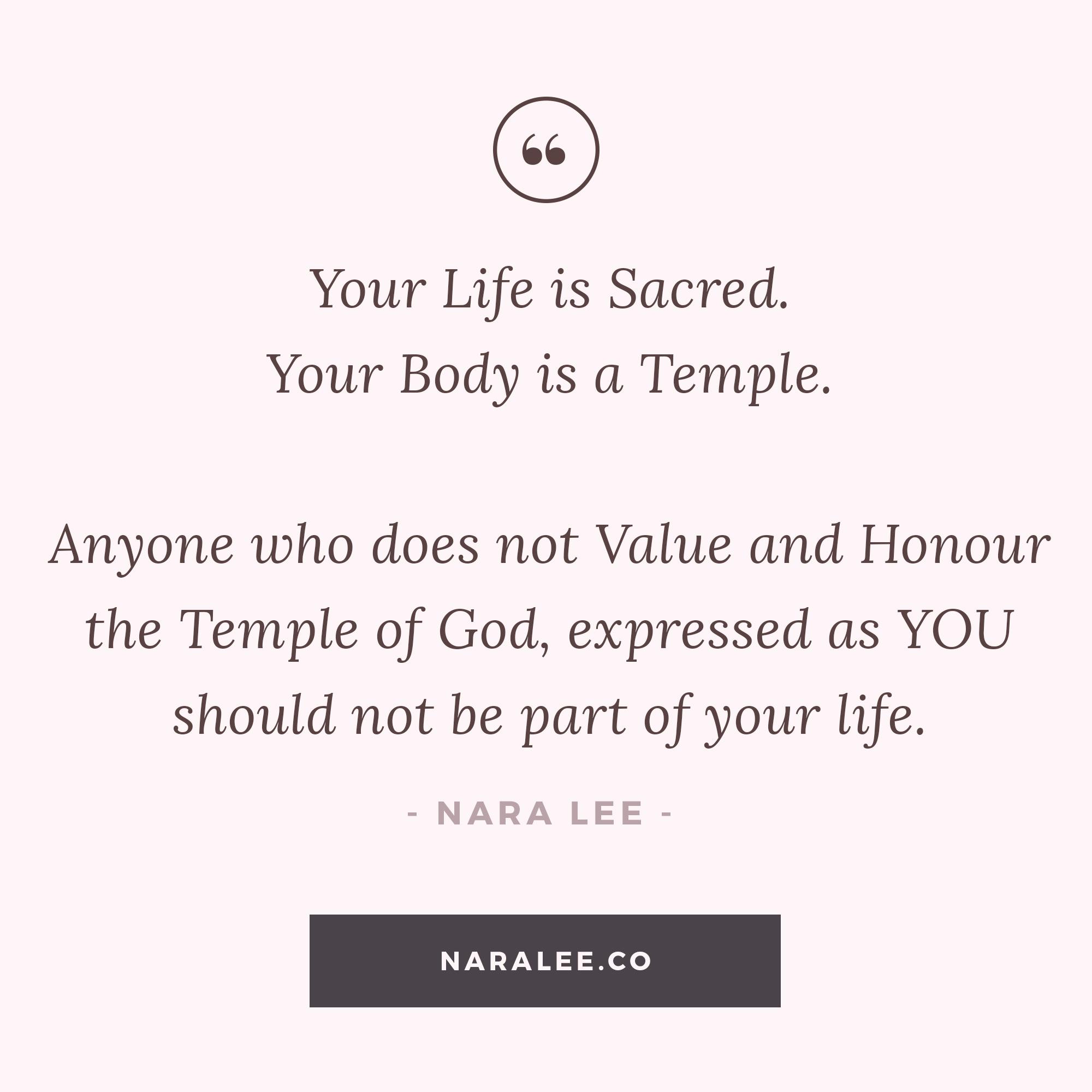 [Self-Love-Quotes] Sacredness II - Nara Lee Self Love Quotes.jpg