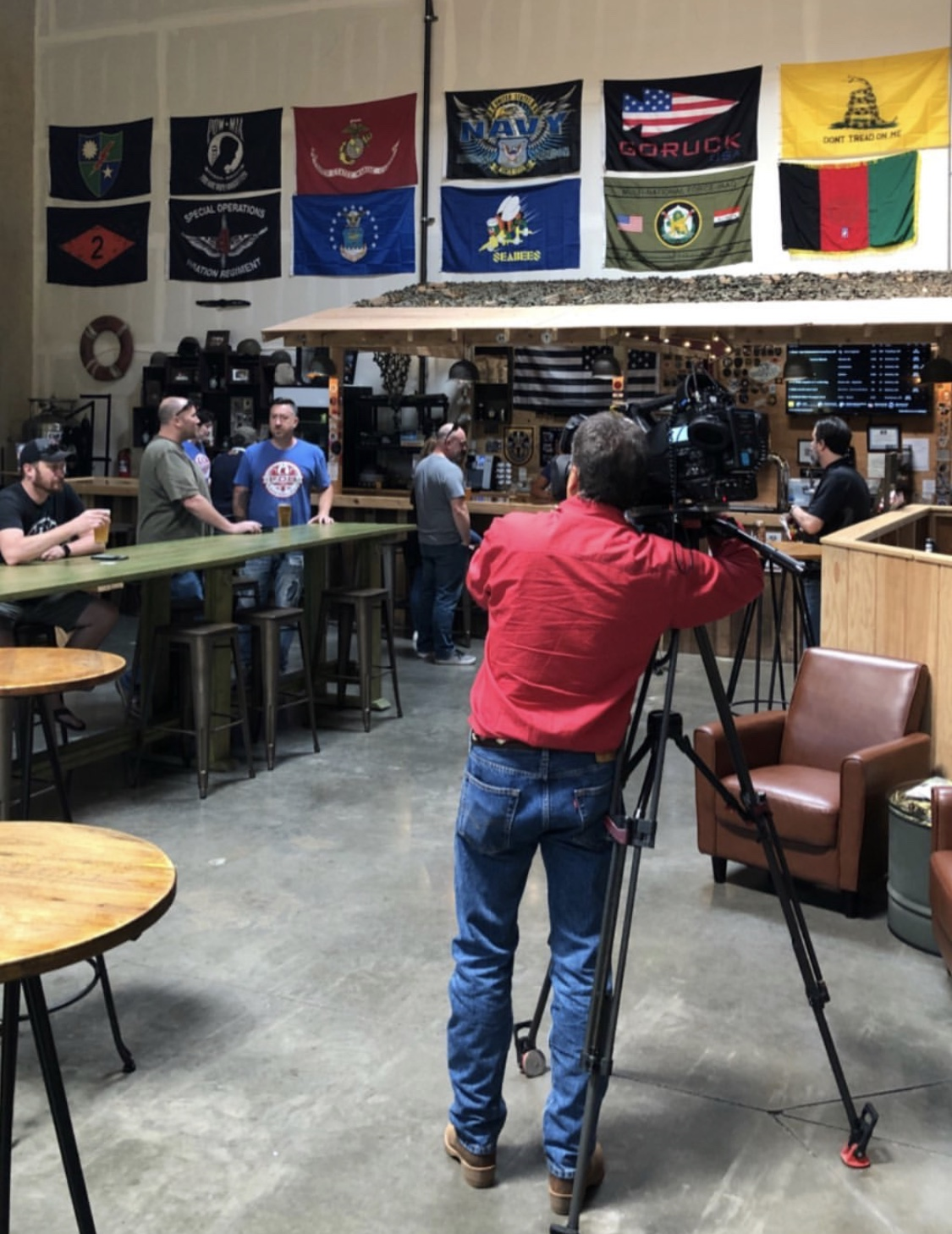 King 5 Evening - Veteran-owned DuPont brewery features taproom, barbershop, tattoo studioF.O.B. Brewing Co. was founded by an Army veteran and is designed to honor those who serve.Author: Kim Holcomb, King 5 EveningPublished: 6:00 PM PDT August 6, 2019