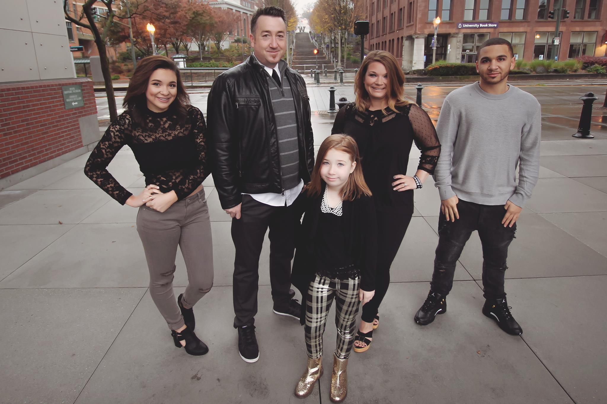 The Wharton Family