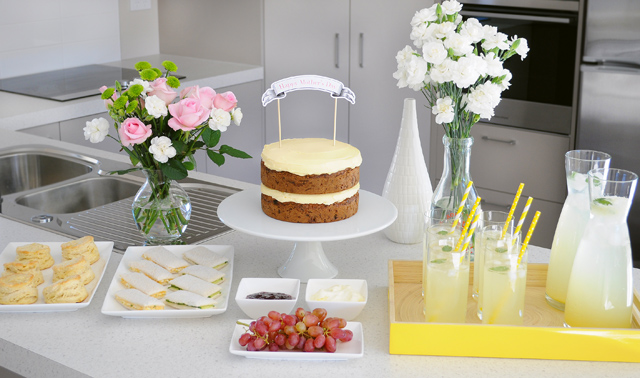 Mothers Day Brunch or Afternoon Tea Party