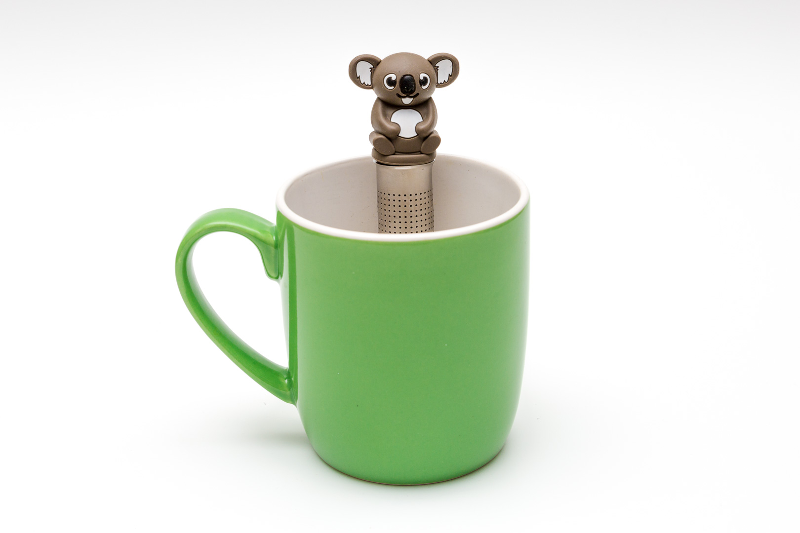 Add some Koala Bee Honey to sweeten your favourite tea. Use our    Koala Tea Infuser    with easy opening loose leaf tea infuser to make tea time fun.