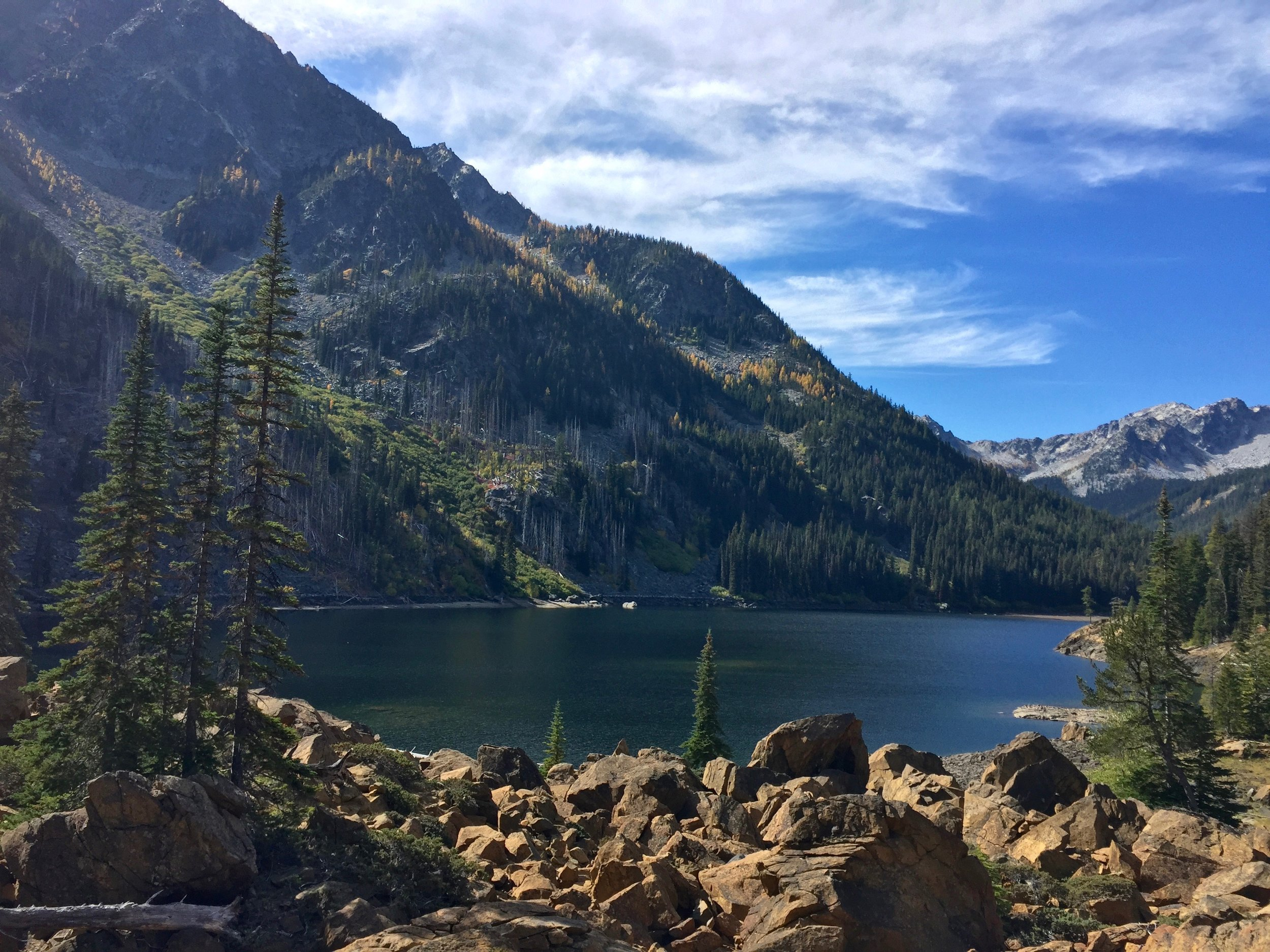 Leavenworth-Hiking