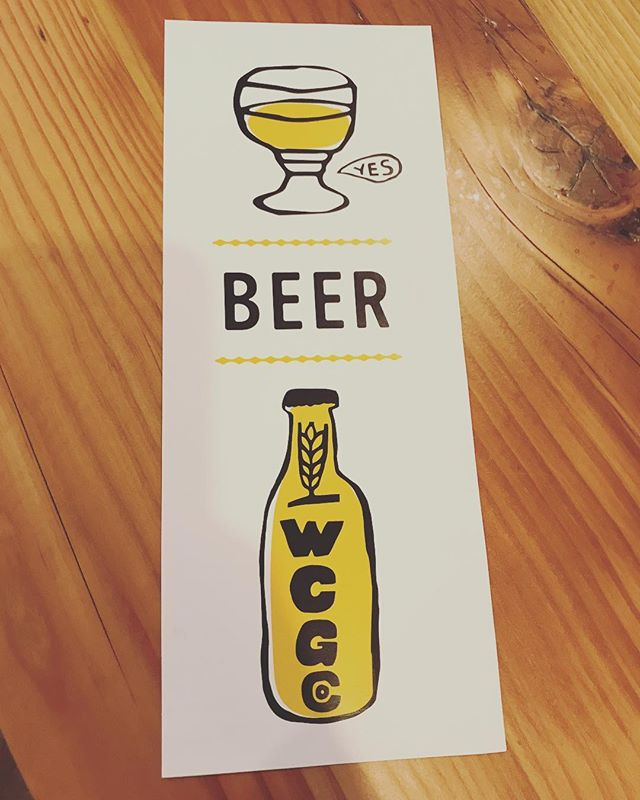 First look tease of @westcoastgrocerycompany #pdxcraftbeer