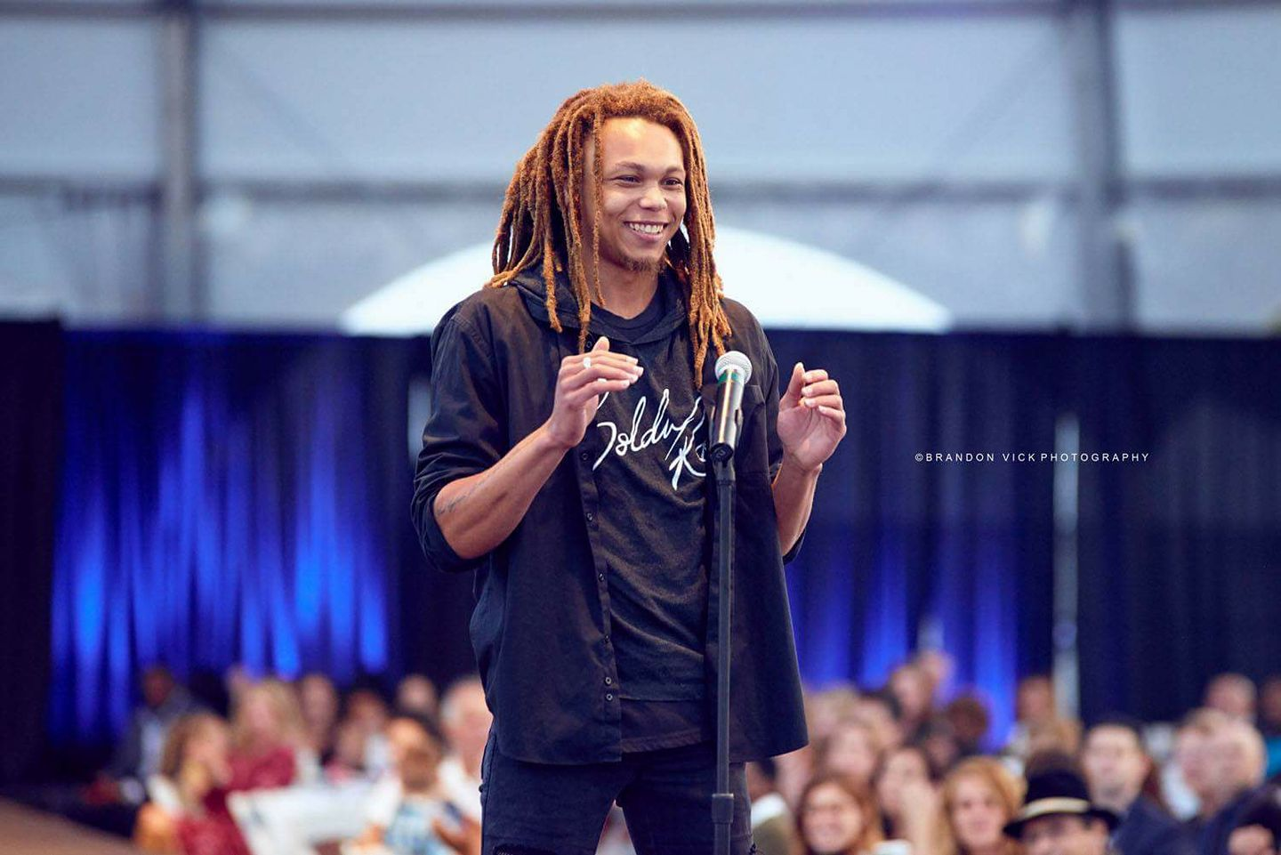 Publicly speaking about   Reviving Rochester   at Fashion Week Rochester.