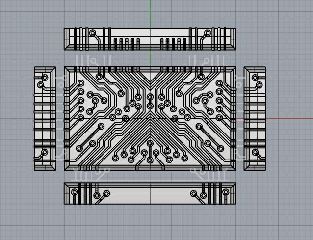 Circuitry Pattern Layout
