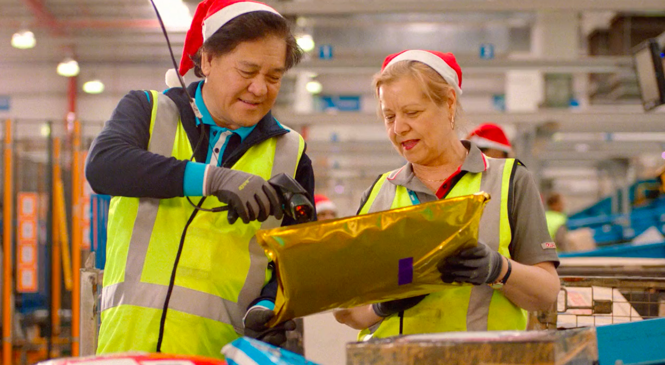 AUSTRALIA POST - THE LITTLE THINGS WE DO (TVC, 2016)  Production Manager