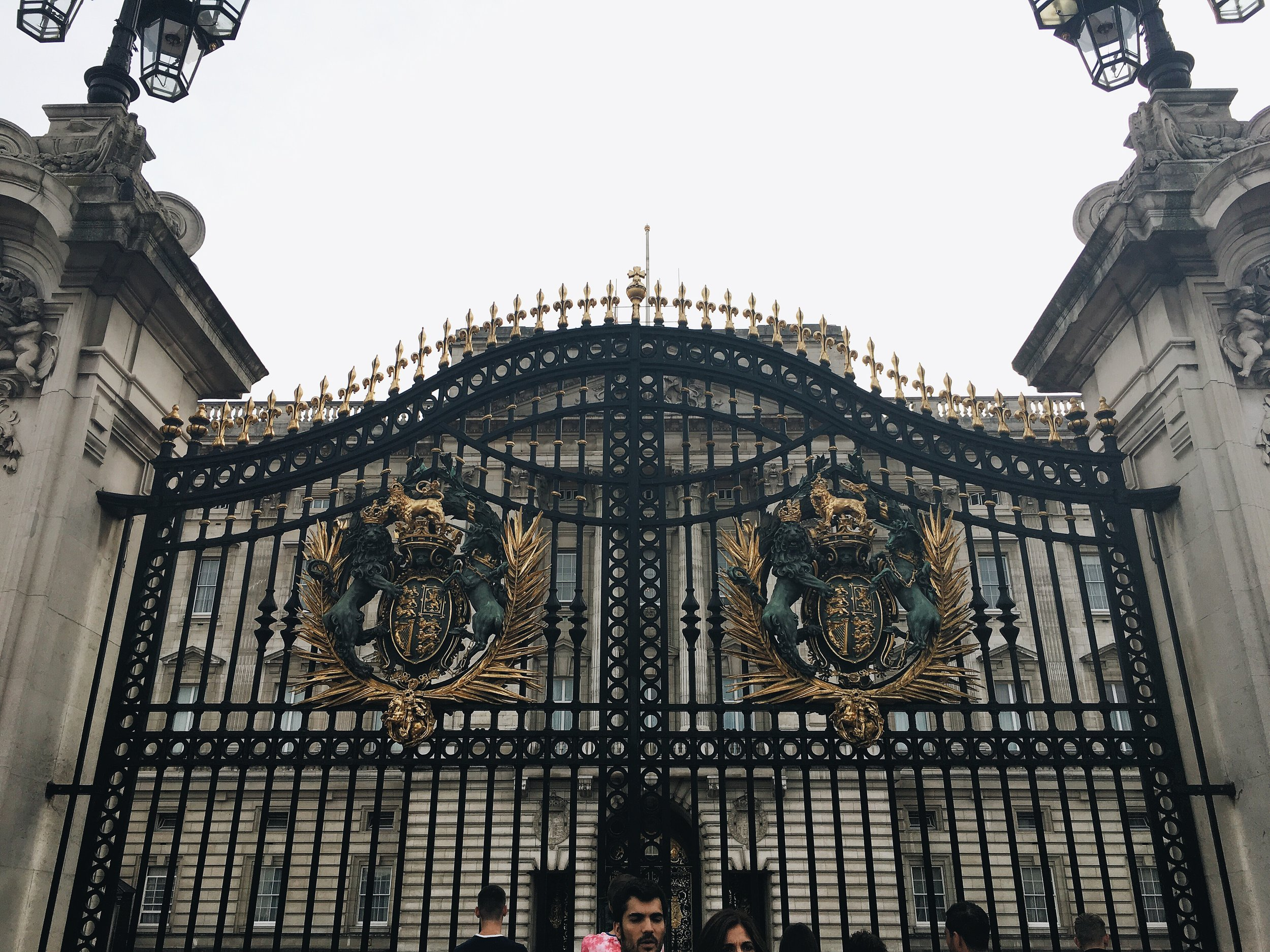 Buckingham, Palace