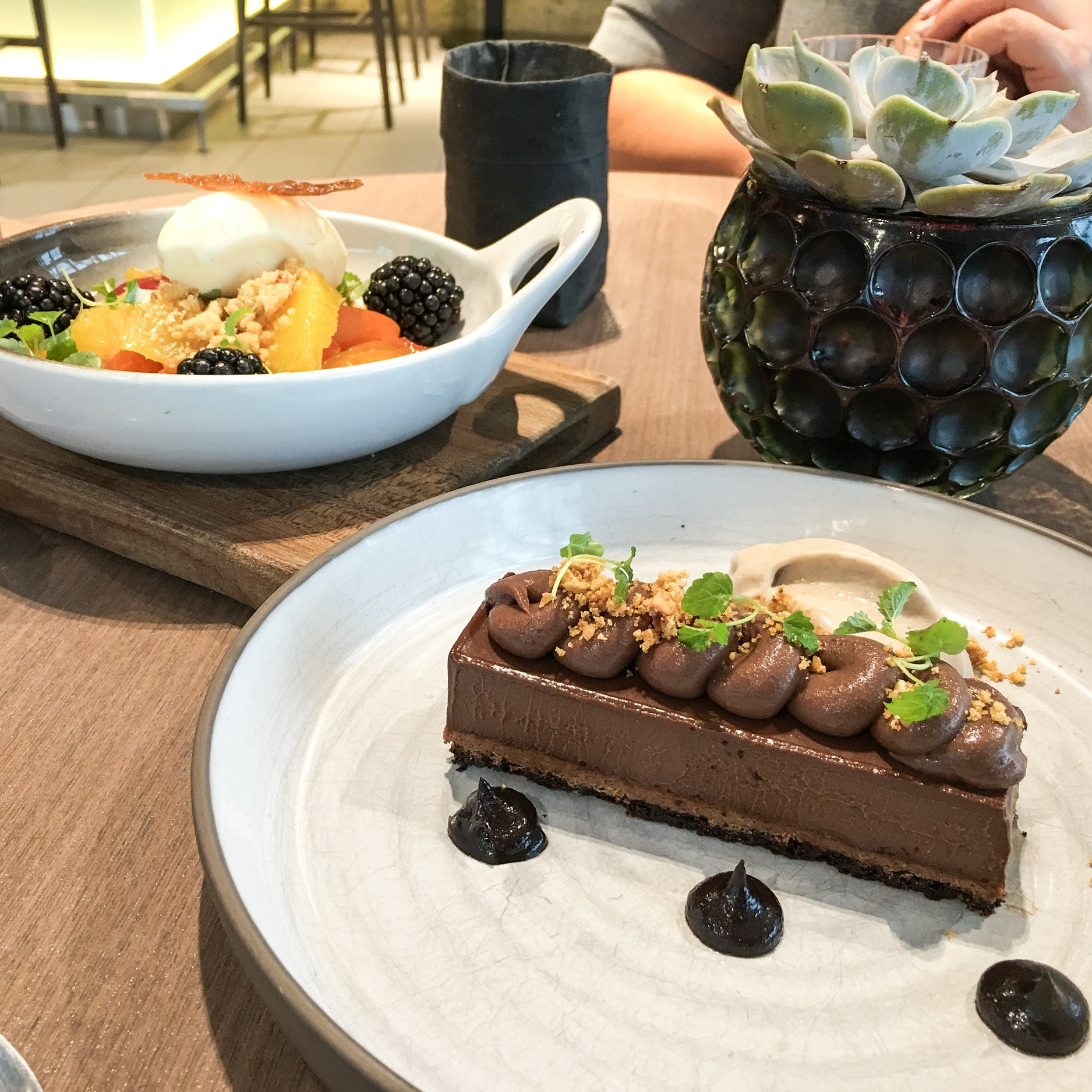 Darwin Brasserie at Sky Garden