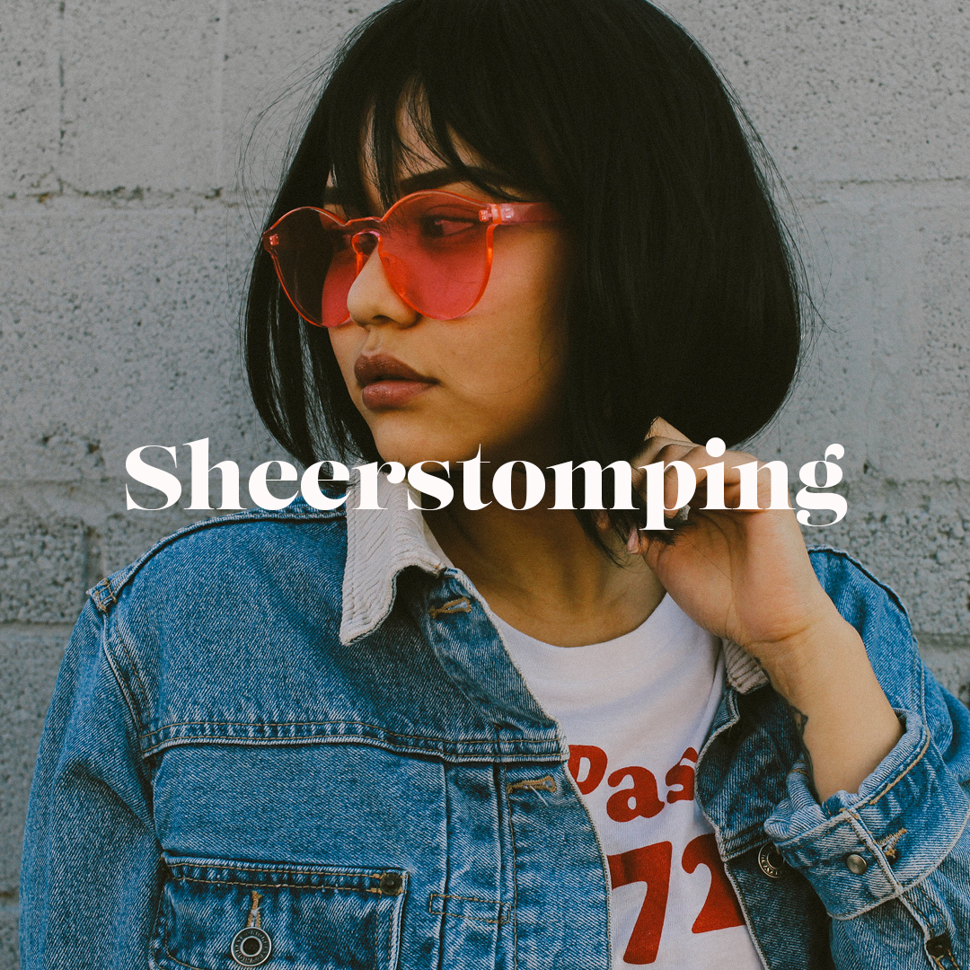 Sheerstomping (Jazmine ) gave us a little glimpse into what goes into her personal style.