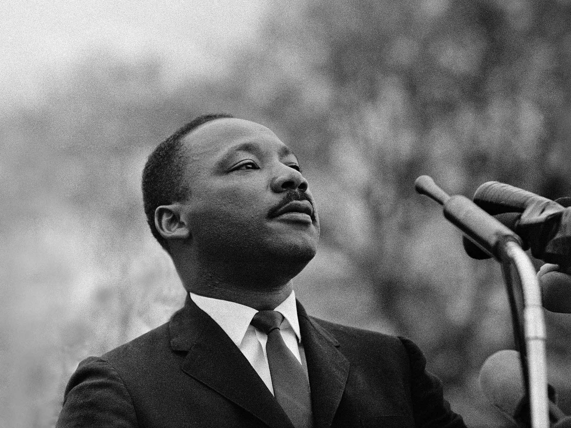 Dr. Martin Luther King, Jr. Image via Scholastic.