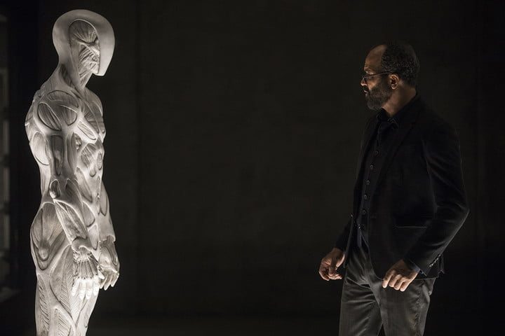 Jeffrey Wright in 'Westworld.' Image via Digital Trends.