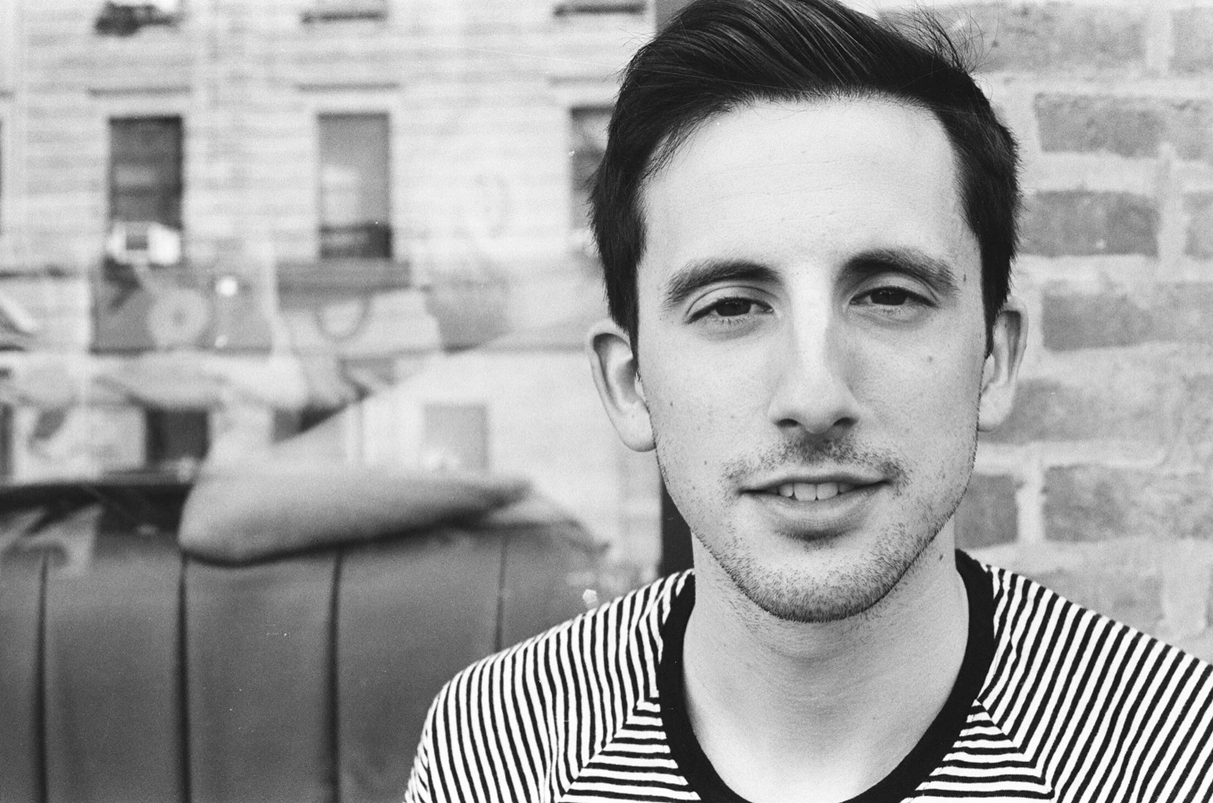 JG - JG is a photographer, lyricist, and aspiring cinematographer based in New York City.thejohngregory.com // @thejohngregory