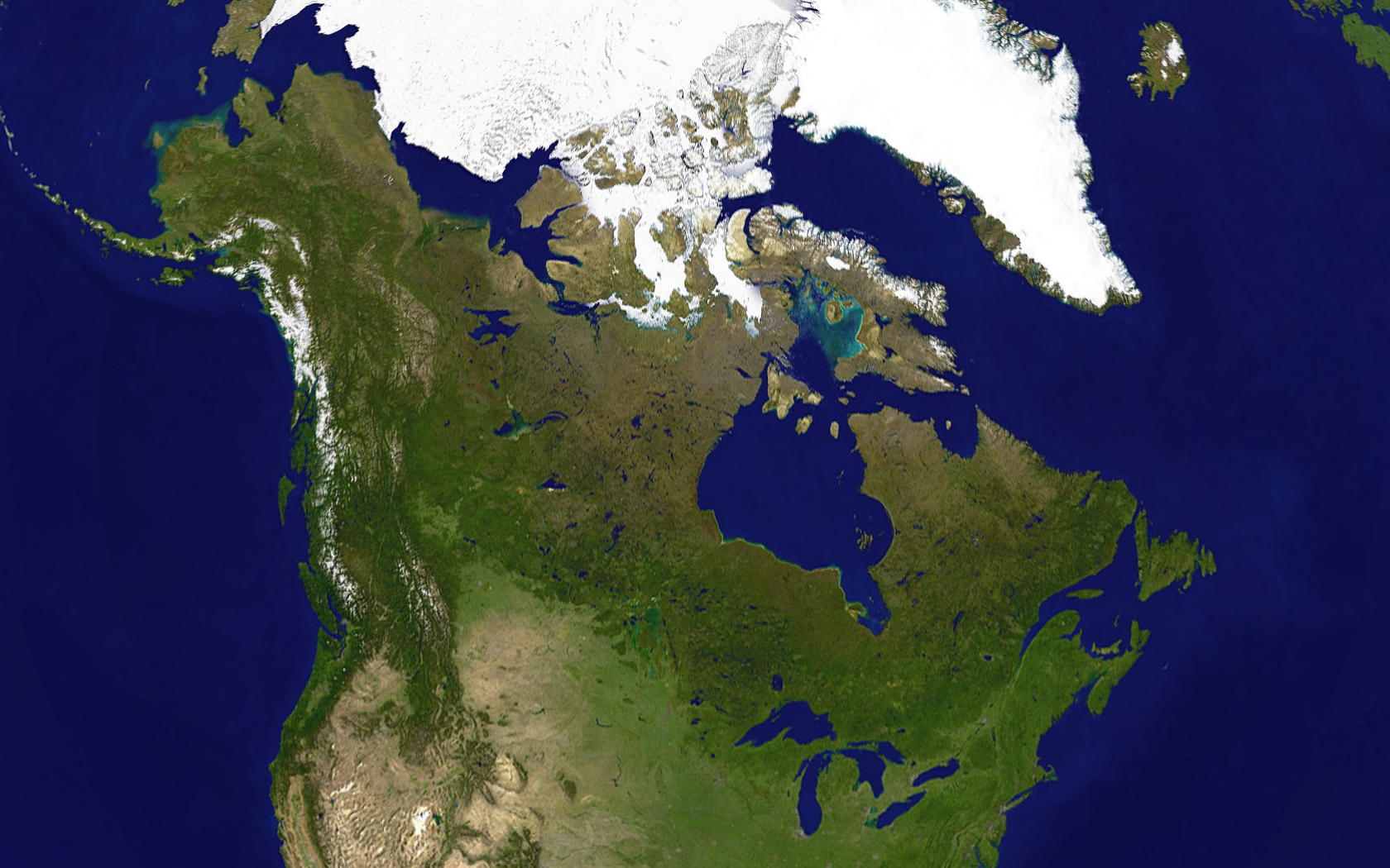 The Canadian boreal forest is visible in satellite imagery as a broad green band stretching from coast to coast between the northern tundra and southern temperate forests and grasslands. We are currently developing a fragrance wildcrafted from this region. The boreal forest is the world's largest biome apart from the oceans.