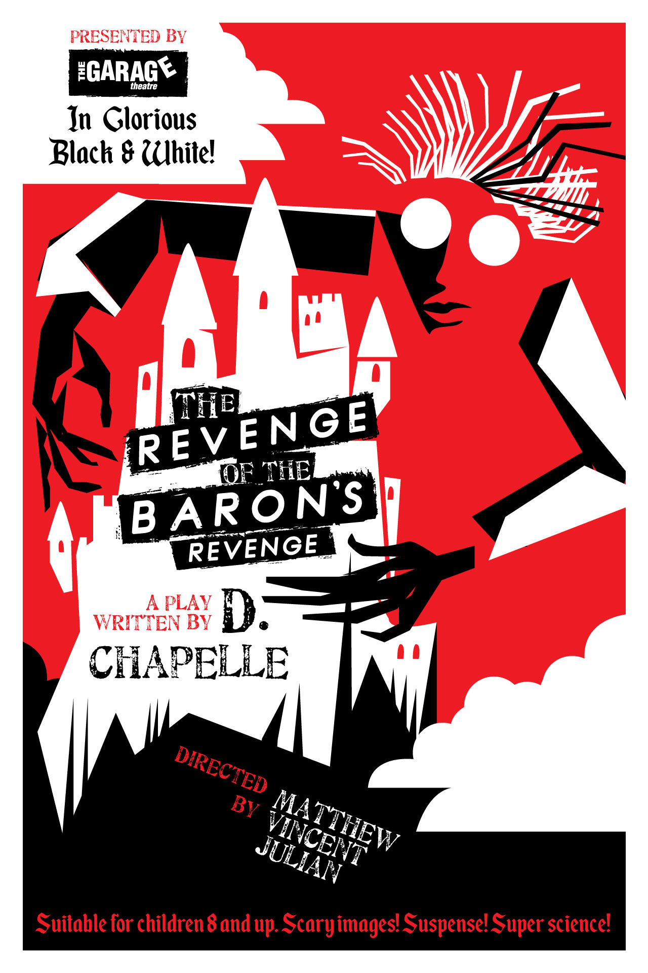 Baron Postcard